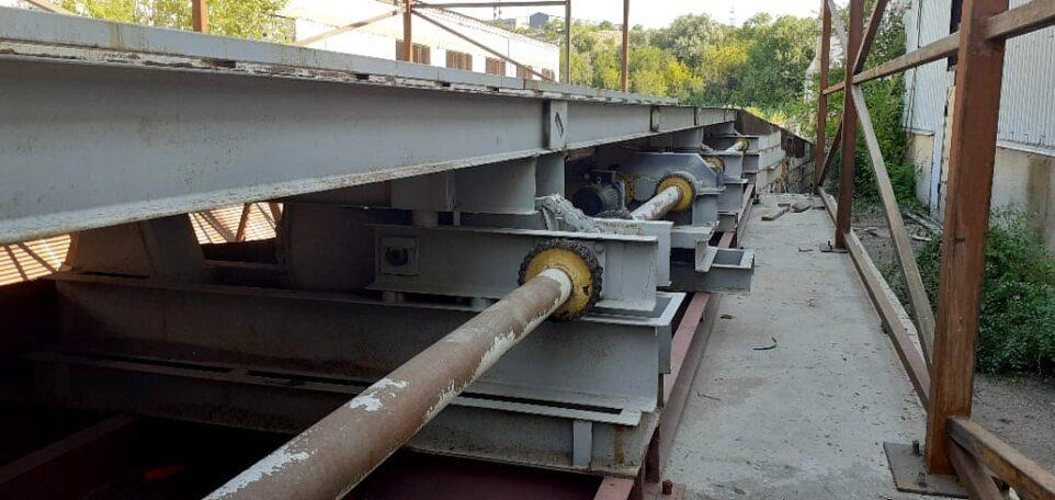 комбинированный комплекс Грант-А-О грузоподъёмностью 100 т